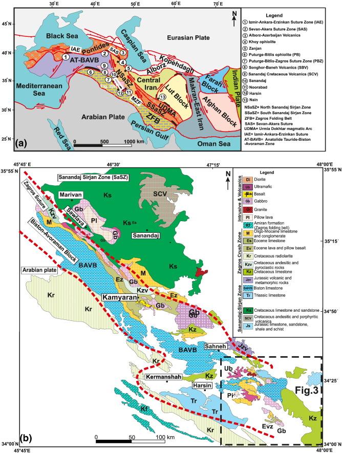 Age And Petrogenesis Of Na Rich Felsic Rocks In Western Iran
