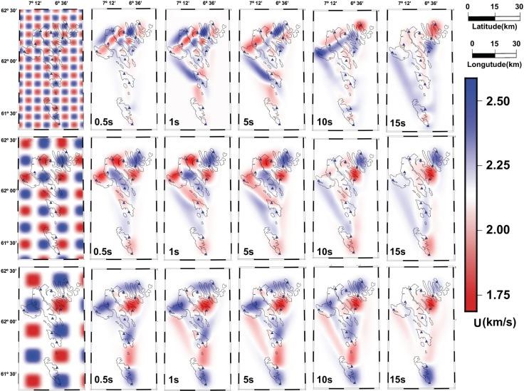Ambient noise tomography reveals basalt and sub-basalt