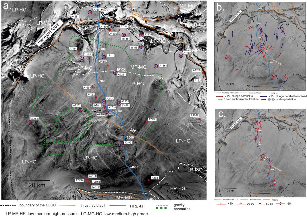 Age And Structural Constraints On The Tectonic Evolution Of The