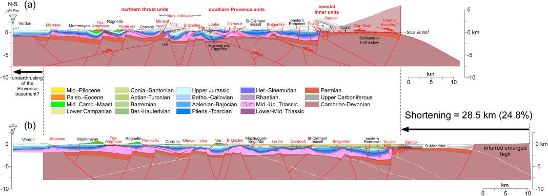 Mesozoic Halokinesis And Basement Inheritance In The Eastern