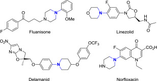 n-Butyllithium-mediated synthesis of N-aryl tertiary amines