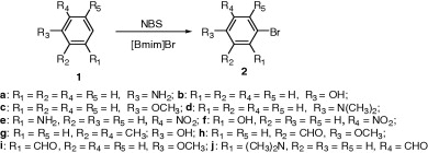 An Efficient Regioselective Nbs Aromatic Bromination In The Presence