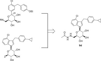 Synthesis and biological evaluation of N-glucosyl indole ...