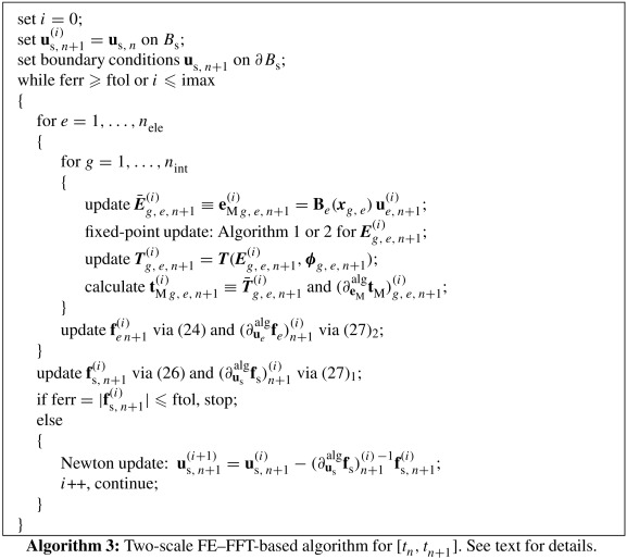 Two-scale FE–FFT- and phase-field-based computational