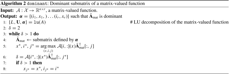 A continuous analogue of the tensor-train decomposition