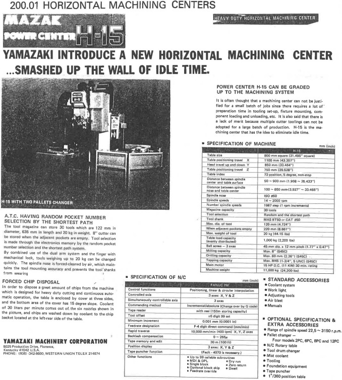Disruption in the US machine tool industry: The role of