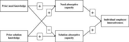 absorptive capacity for need knowledge antecedents and effects for