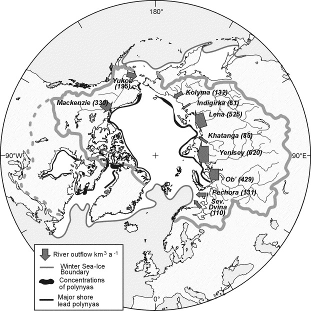 Recent Climate Change In The Arctic And Its Impact On Contaminant