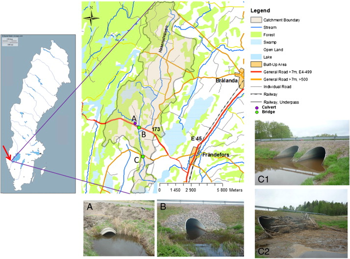 On the utilization of hydrological modelling for road