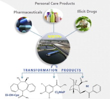 Occurrence and removal of transformation products of PPCPs