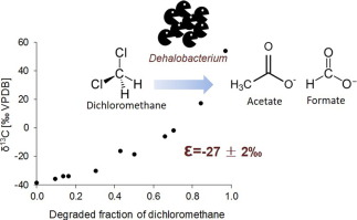 molecular and carbon isotopic characterization of an anaerobic