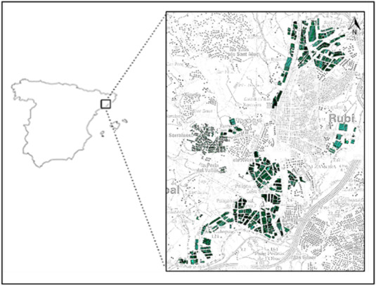 Urban planning and agriculture  Methodology for assessing