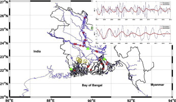 A study of bangladeshs sub surface water storages using satellite graphical abstract ccuart Choice Image