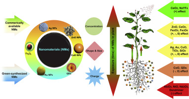 Engineered nanomaterials for plant growth and development a graphical abstract malvernweather Choice Image