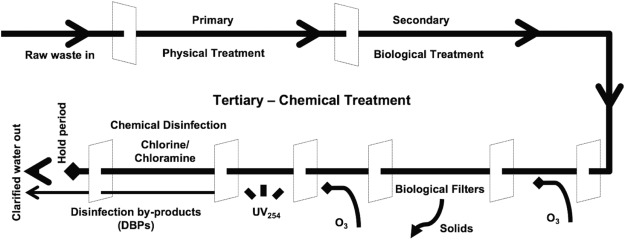 Regulated and emerging disinfection by-products in recycled waters