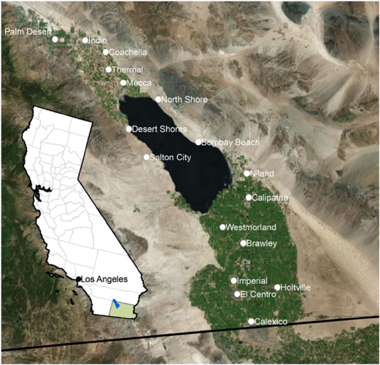 The disappearing Salton Sea: A critical reflection on the ... on