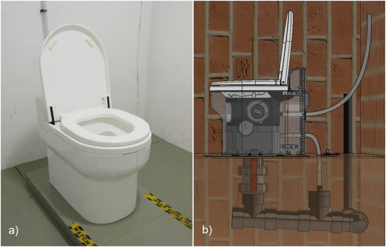 Enjoyable Field Testing Of A Prototype Mechanical Dry Toilet Flush Lamtechconsult Wood Chair Design Ideas Lamtechconsultcom