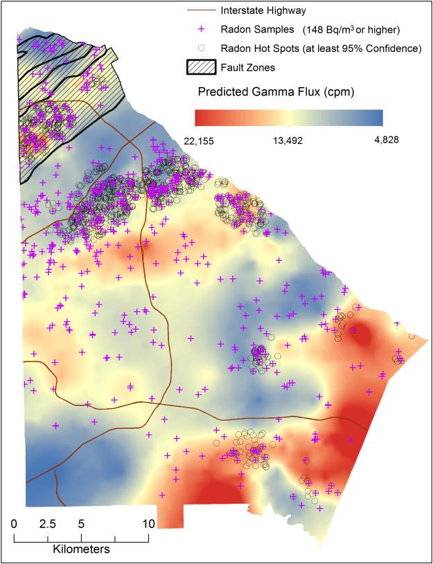 Confluent impact of housing and geology on indoor radon ... on georgia home, georgia pollution map, georgia climate map, murray county georgia map, georgia co map, state of georgia regional map, atlanta georgia map, georgia on map, atlanta zone map, georgia colors, iowa dot zone map, georgia country physical map, georgia soil map, georgia usa physical map, show counties in georgia map, georgia zone map, atlanta county zip code map, georgia us state map, georgia water map, georgia wetlands map,