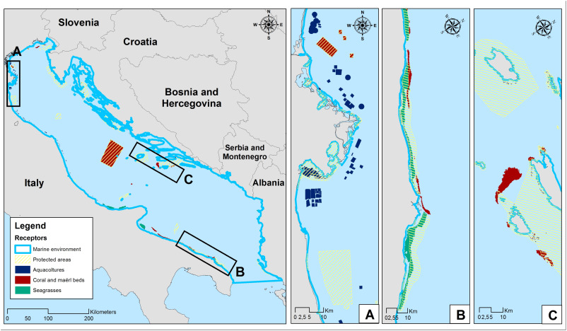Cumulative Impact Index for the Adriatic Sea: Accounting for