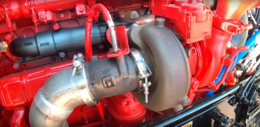 High temperature materials for heavy duty diesel engines: Historical