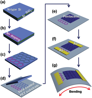 Transfer print techniques for heterogeneous integration of photonic