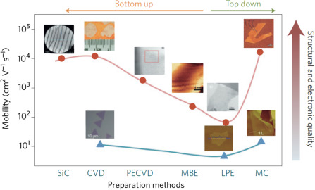 Advances in 2D Materials for Electronic Devices - ScienceDirect