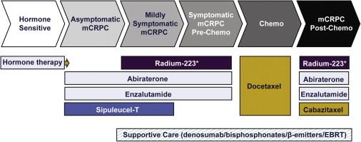 Radium-223 Dichloride for Metastatic Castration-resistant