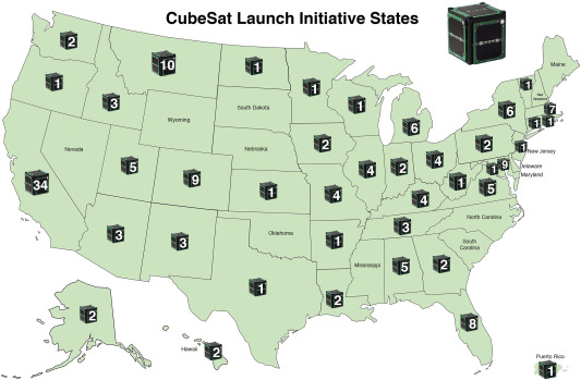 NASA's CubeSat Launch Initiative: Enabling broad access to