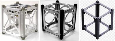 Selective Laser Melting of a 1U CubeSat structure  Design