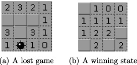 Minesweeper strategy for one mine - ScienceDirect