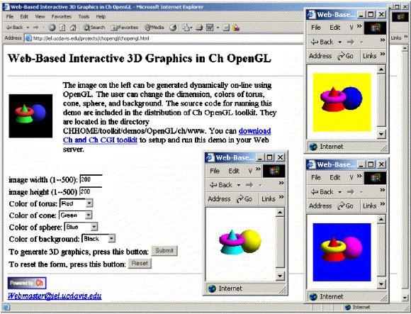 Interpretive OpenGL for computer graphics - ScienceDirect