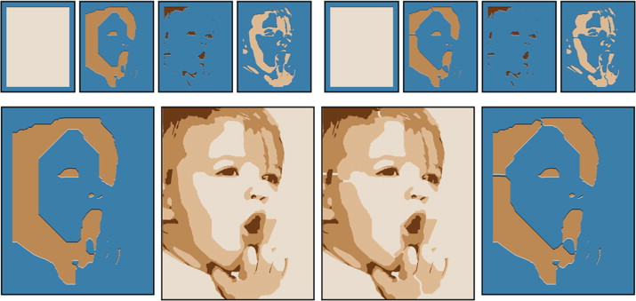 Multi-layer stencil creation from images - ScienceDirect