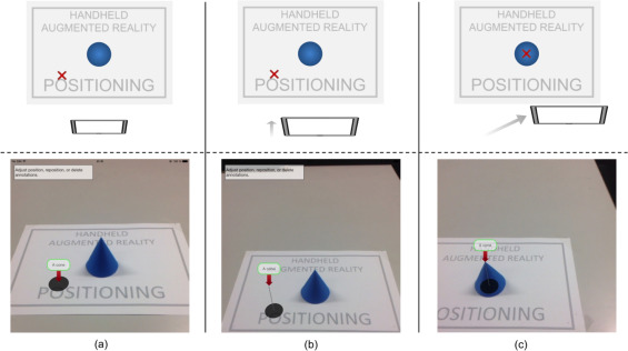 SlidAR: A 3D positioning method for SLAM-based handheld