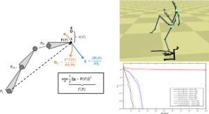 Solving inverse kinematics using exact Hessian matrices - ScienceDirect