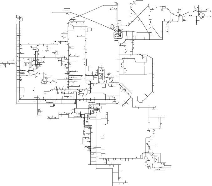 Solving Power Constrained Gas Transportation Problems Using An Mip