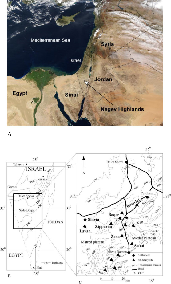 A review of the rise and fall of ancient desert runoff agriculture ...