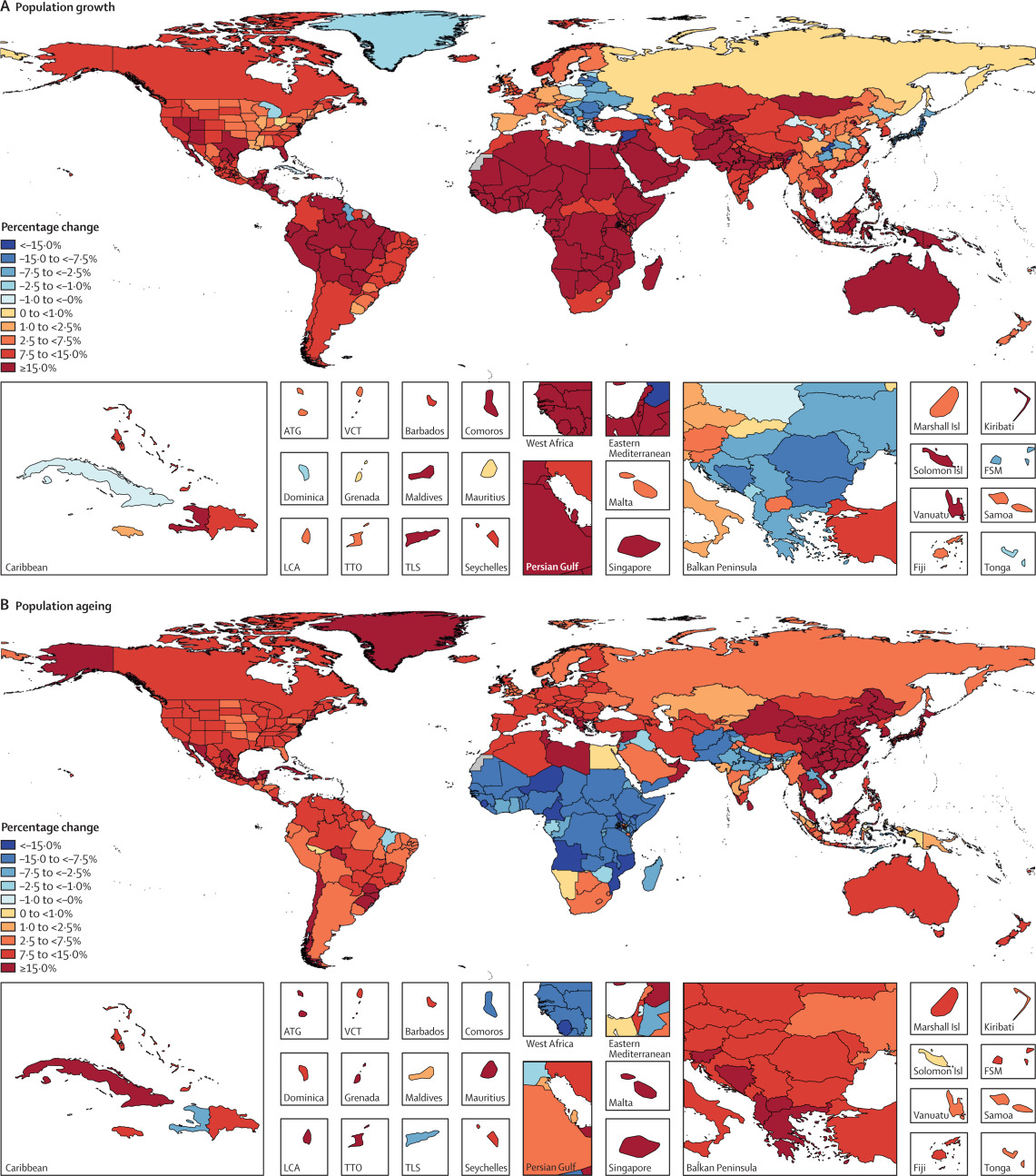 Global, regional, and national comparative risk assessment