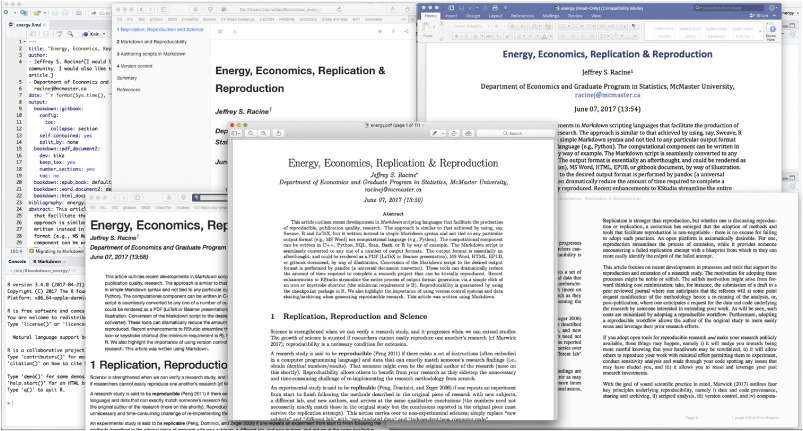 Energy, economics, replication & reproduction - ScienceDirect