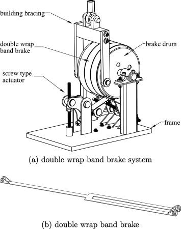 High Capacity Variable Friction Damper Based On Band Brake
