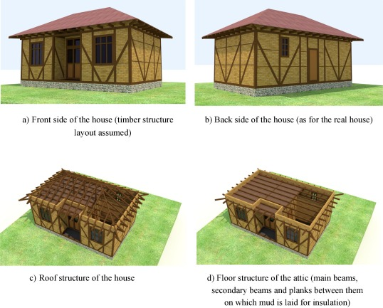 Seismic evaluation of Romanian traditional buildings with timber ...