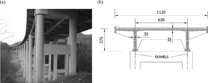 Probabilistic seismic performance assessment of an existing RC ...