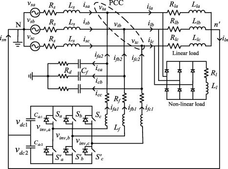 Srf Based Current Controller Using Pi And Hc Regulators For Dstatcom