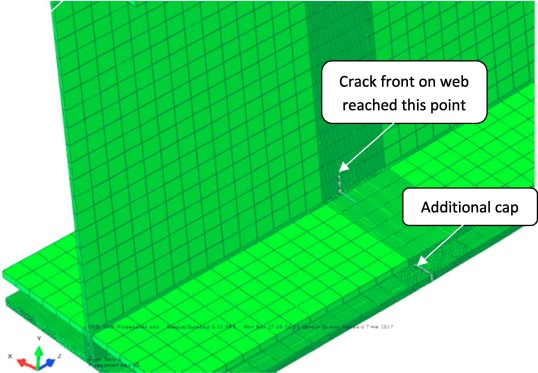 Fatigue crack paths in light aircraft wing spars - ScienceDirect