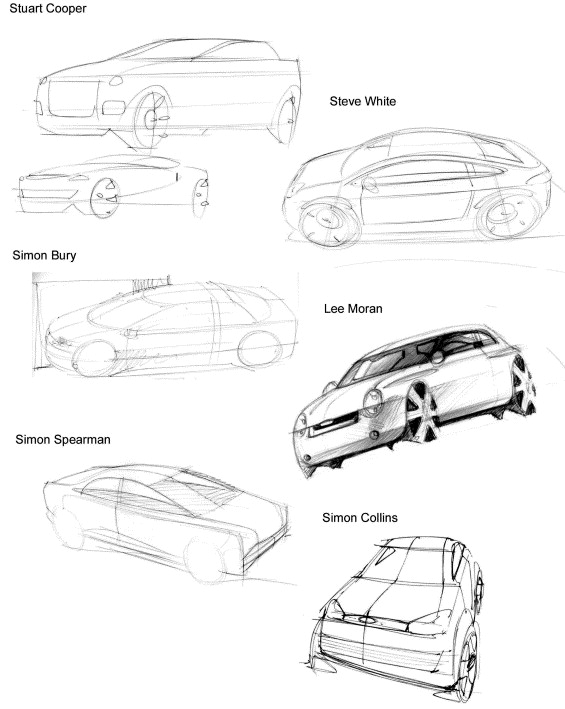 Sketching Concept Development And Automotive Design Sciencedirect