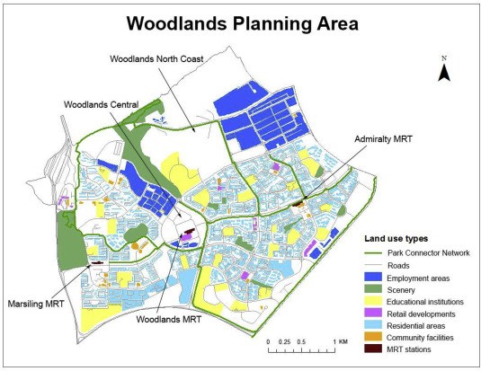 GIS-MCDA based cycling paths planning: a case study in Singapore ...