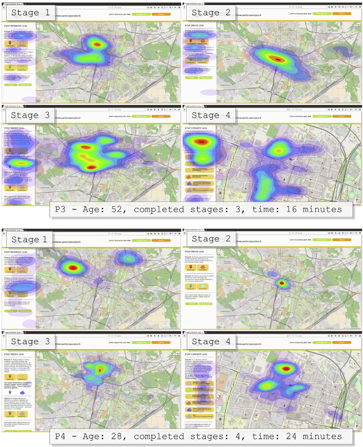 Usability and usefulness of internet mapping platforms in