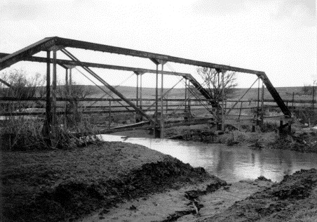 Full Scale Testing Of Old Steel Truss Bridge