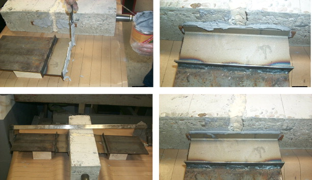 Concrete To Steel Lap Joint Failure Criteria Under Combined
