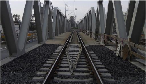 Long-term monitoring of steel railway bridge interaction