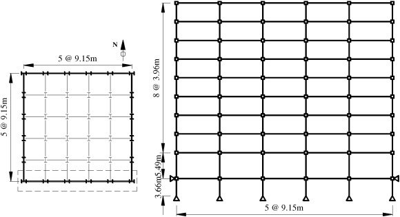 Seismic collapse evaluation of steel moment resisting frames with ...